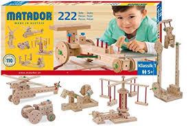 Matador Construction Set