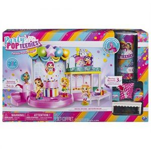 Party Popteenies - Poptastic Party Playset with Confetti