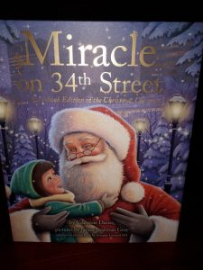 Miracle On 34th Street: A Storybook Edition