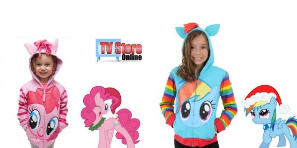 My little pony hoodie