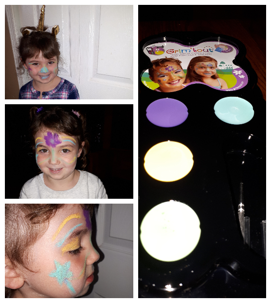 GrimTout face paints