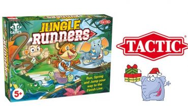 Tactic's New Jungle Runners Game