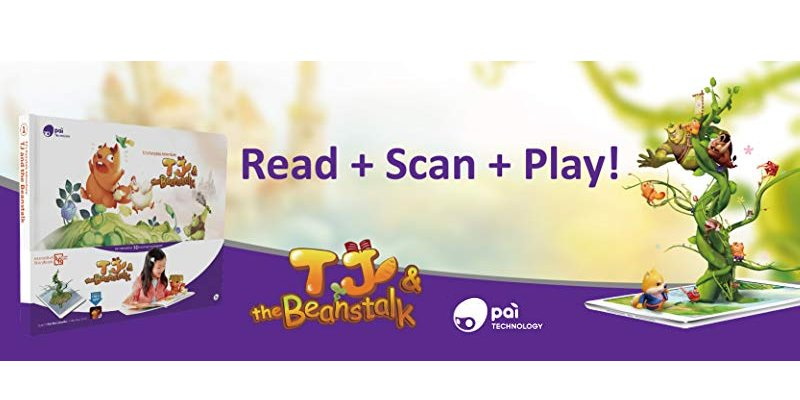 Pai Interactive 3D Storybooks – Giveaway