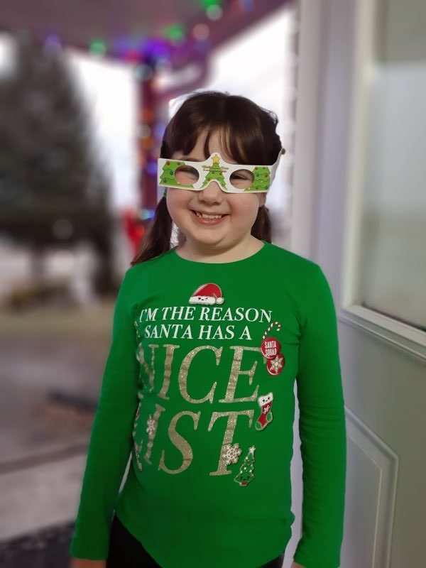 Holiday Specs (Christmas glasses)