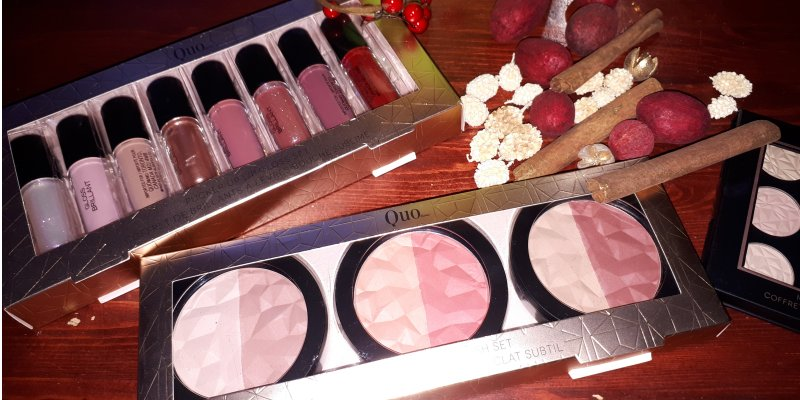 2018 Quo Holiday Collection from Shoppers Drug Mart