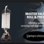 Master Valet Garment Steamer