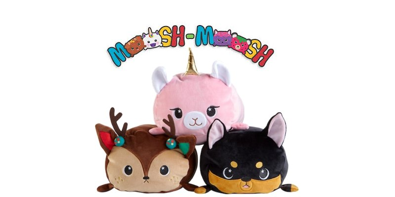 Moosh-Moosh Plushies