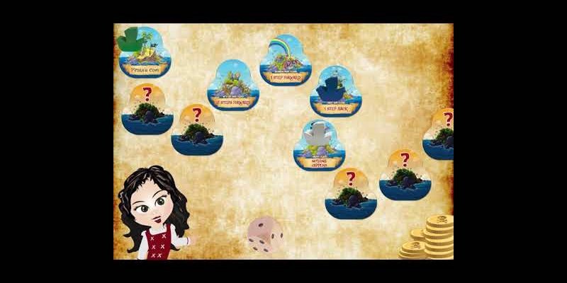 Mystery Island Pirates