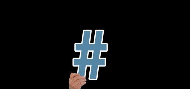 hashtags