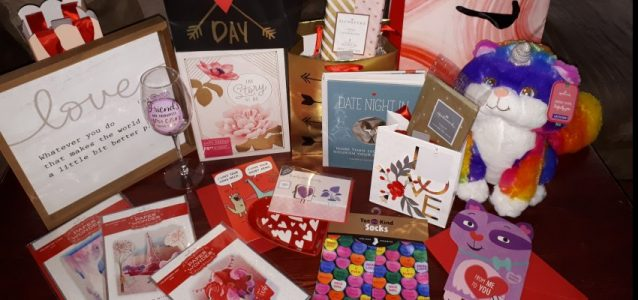 Valentine's Day gifts from Hallmark