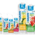 Oasis HydraFruit Organic beverages Giveaway
