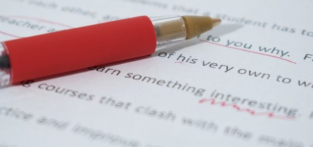 Learn how to write a good essay.
