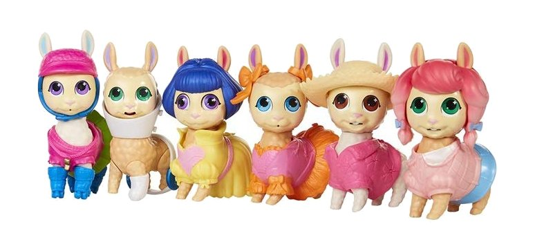 Who's Your Llama toys Series 1
