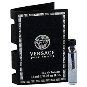Versace Pour Homme Vial wedding perfumes