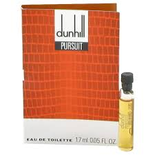 Dunhill Pursuit Vial wedding perfumes