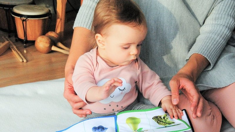 Why Books Make Great Baby Shower Gifts