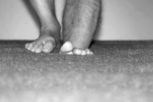 battle stinky feet