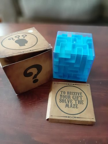 Money maze puzzle box review