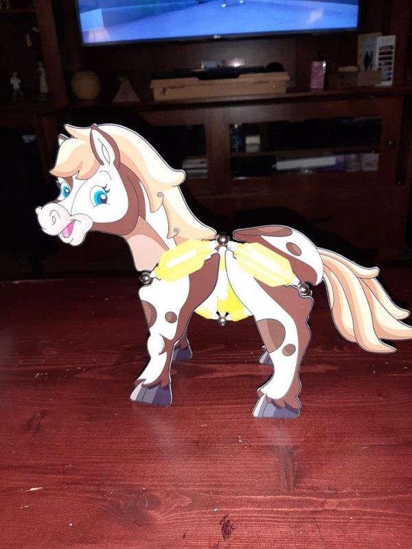 Supermag 3D Pony