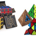 Cubinati Pyraminx Speed Cube from aGreatLife