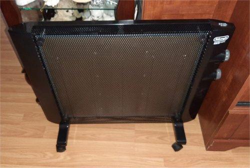 Micathermic Panel Heater