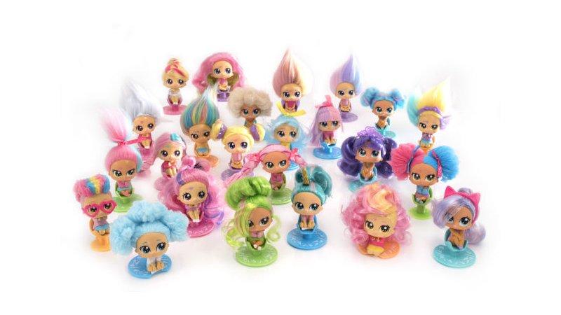 Hairdooz dolls Surprise toys