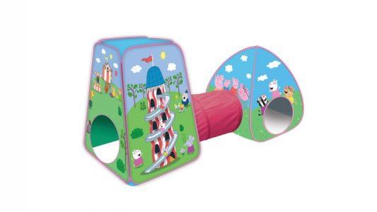 Peppa Pig Deluxe Tent Bundle