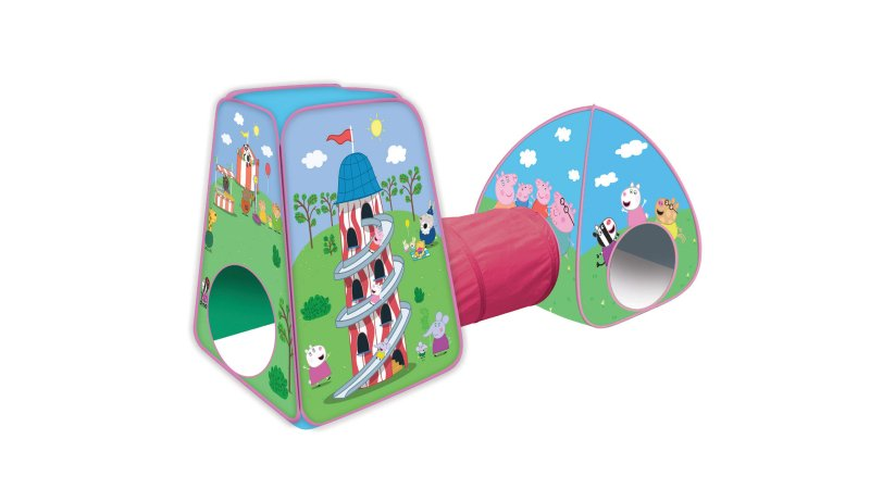Peppa Pig deluxe tent bundle review