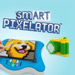 smART Pixelator from Flycatcher toys review