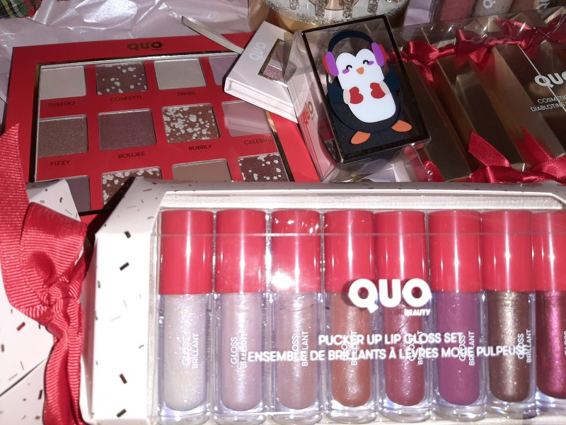 Quo Cosmetics Holiday Collection 2019