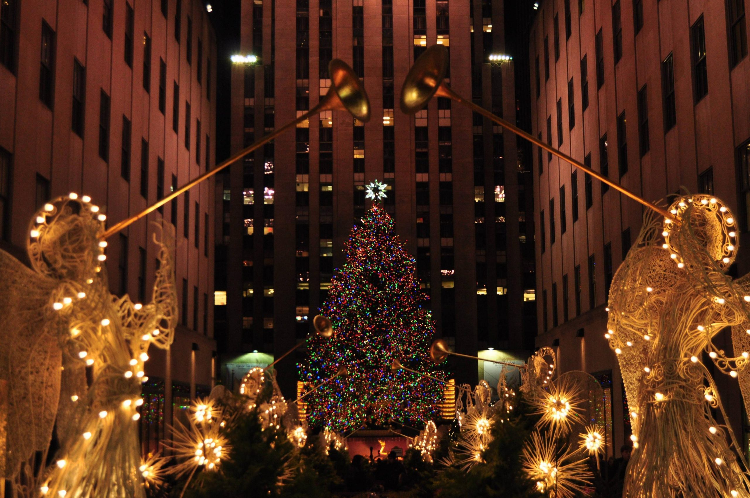 Christmas new york