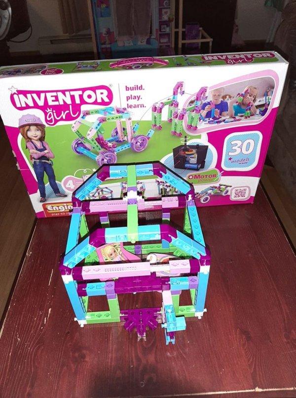Engino Inventor Girl