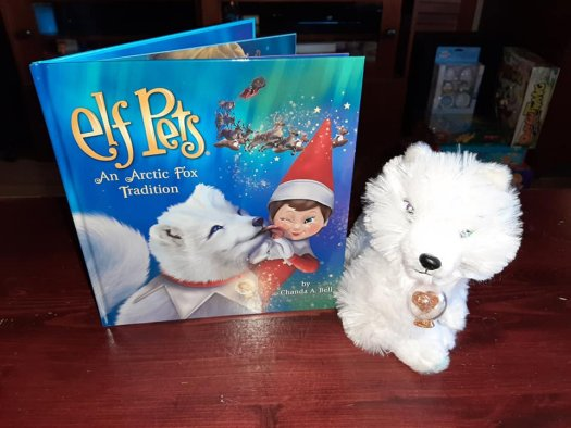 Elf Pets: An Arctic Fox Tradition Book