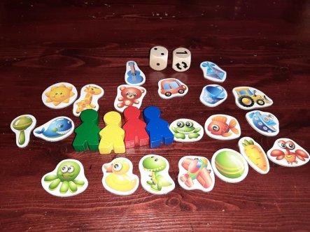 Woo-Hoo children's game