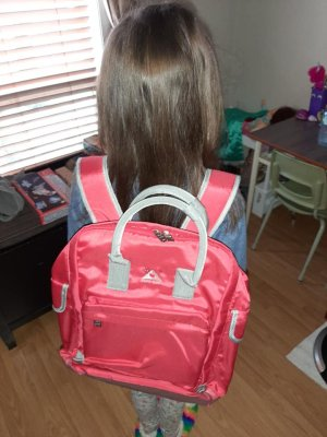 Foldable Chair Backpack II
