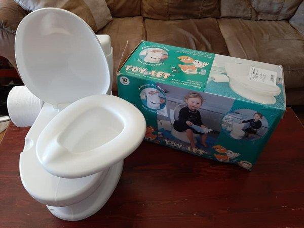 ToyLet® Toilet Training Potty