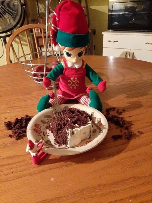 Portable North Pole Do-Good Elf