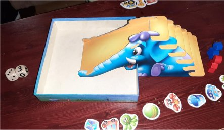 Woo-Hoo - children's game