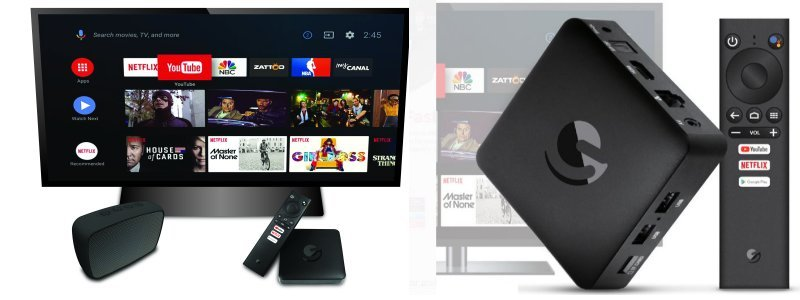 Jetstream Android TV Box Review