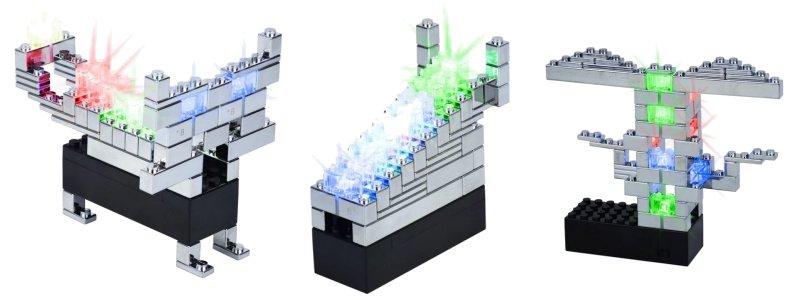 Power Blox E-Blox building brick sets