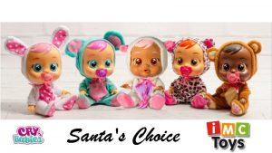 Santa's choice
