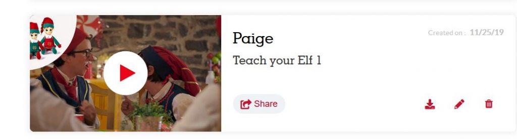 Teach your Elf