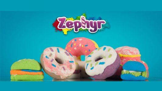Zephyr Kinetic Play Dough