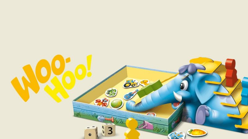 Woo-Hoo - children's game