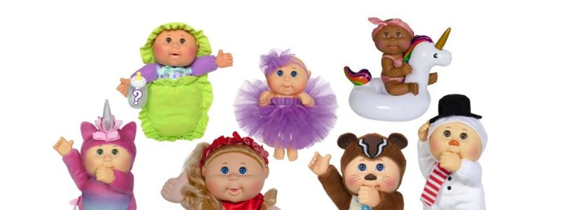 Cabbage Patch Kids new for 2019