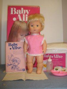 Baby Alive 1973