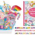 ooly unicorn stationery