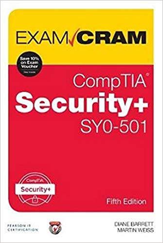 CompTIA SY0-501 exam