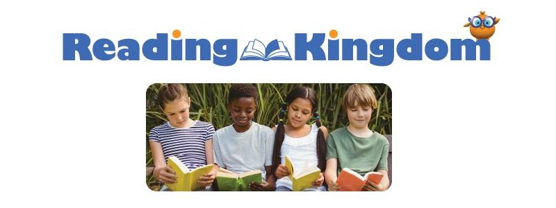 Reading Kingdom reading program