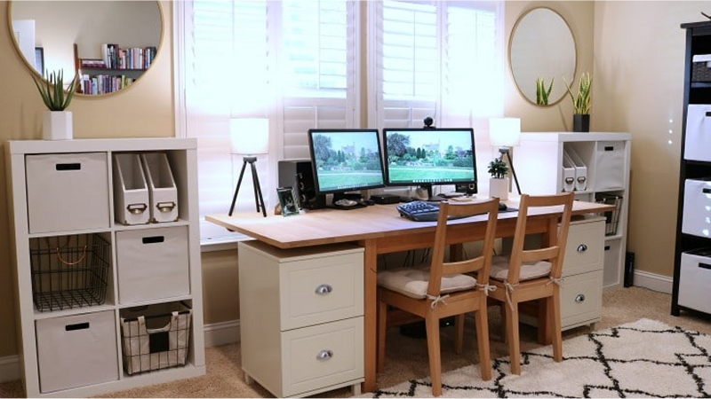 Tips for Decorating a Home Office or Studio Space